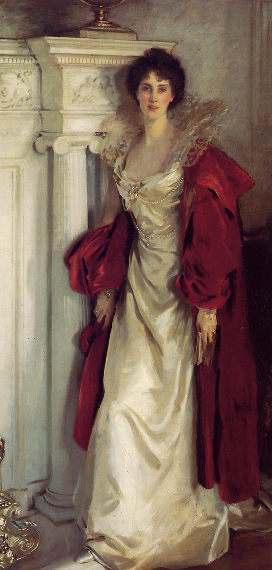 Winifred, Duchess of Portland – John Singer Sargent
