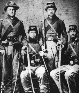 The Union 5th Regiment of the Ohio Cavalry was mustered out on October 30th 1865