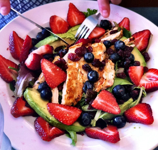 Healthy Dinner Menu Plan (a week's worth of dinners plus shopping lists and