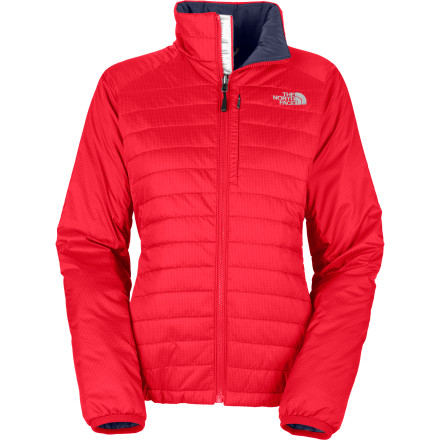 The north face redpoint insulated jacket in BLACK?