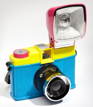Lomography Diana F + CMYK Camera Kit