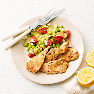 19 Healthy 20-minute dinners – good for weeknights.