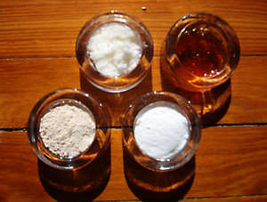 Homemade face wash that cures acne