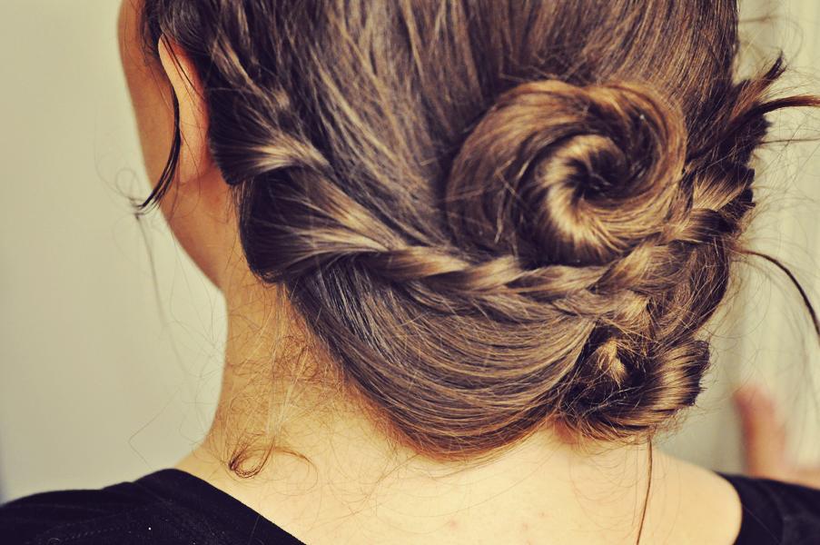 Pretty, pretty hair.