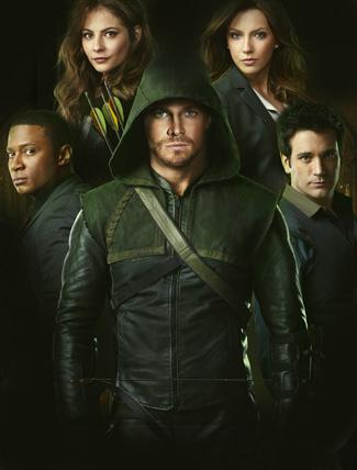 Arrow  – CW