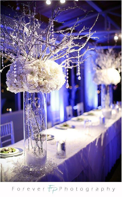 Winter Wedding Table Decorations | Wedding-Decorations