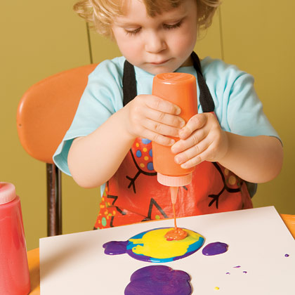 40 crafts for toddlers