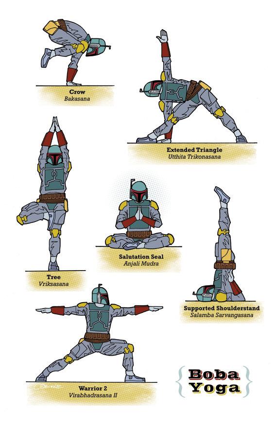 Boba Yoga