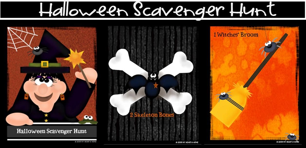 Halloween Games for class party!