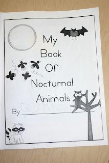 Classbook Nocturnal Animals