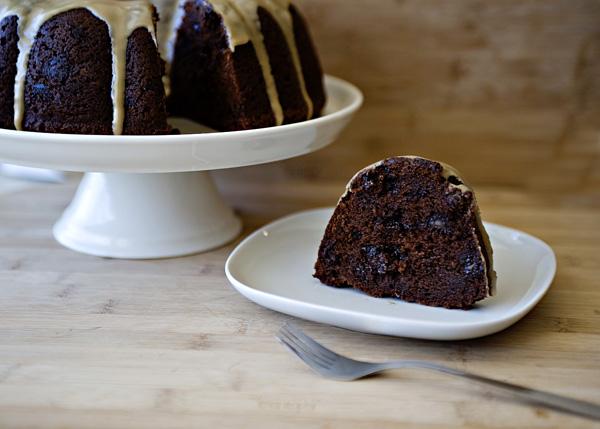 kahlua + cake = kahlua cake = happiness