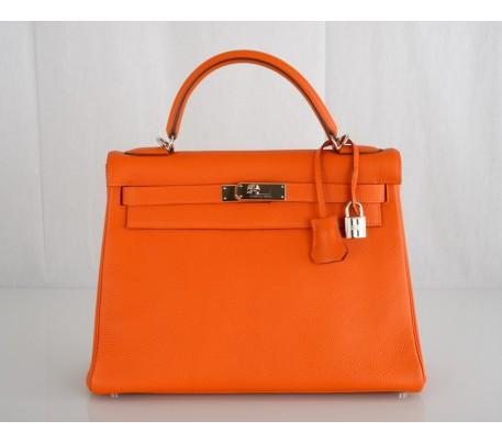 Hermes Kelly bag.