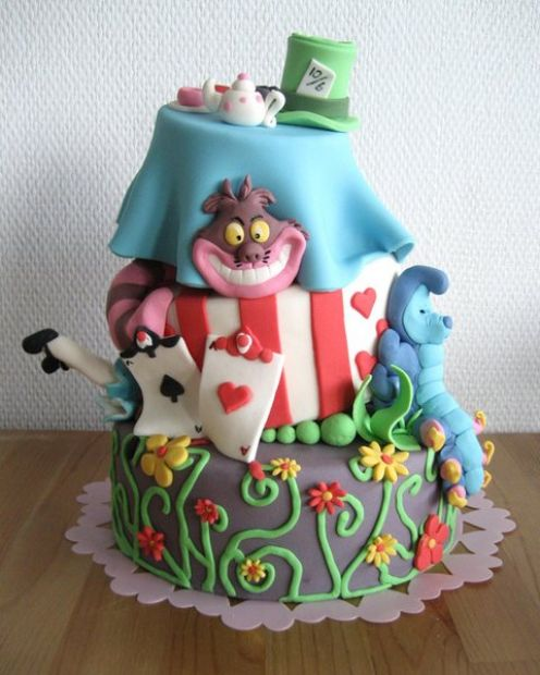 Cakes…