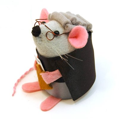 Lawyer mouse