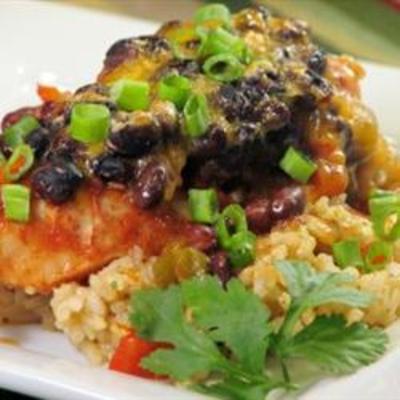 Mexican Chicken I Recipe — Dishmaps