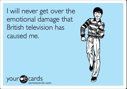 And still I keep watching