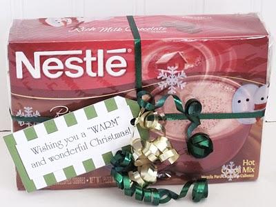 Cute, cheap Christmas gift ideas.