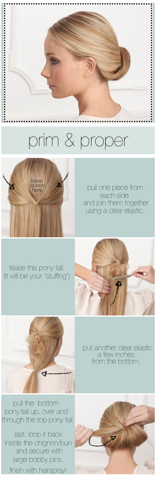 easy-diy-updo