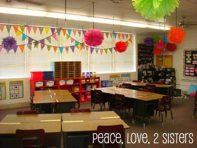 Good classroom decor