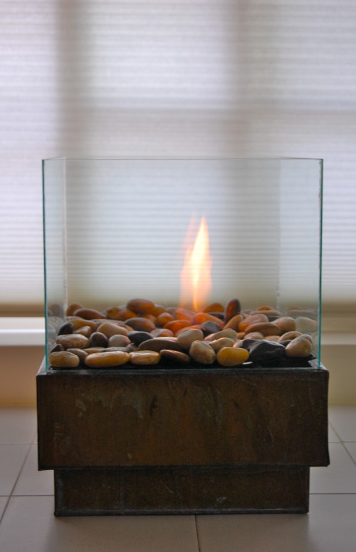 DIY: Personal Fire Pit *Inexpensive*