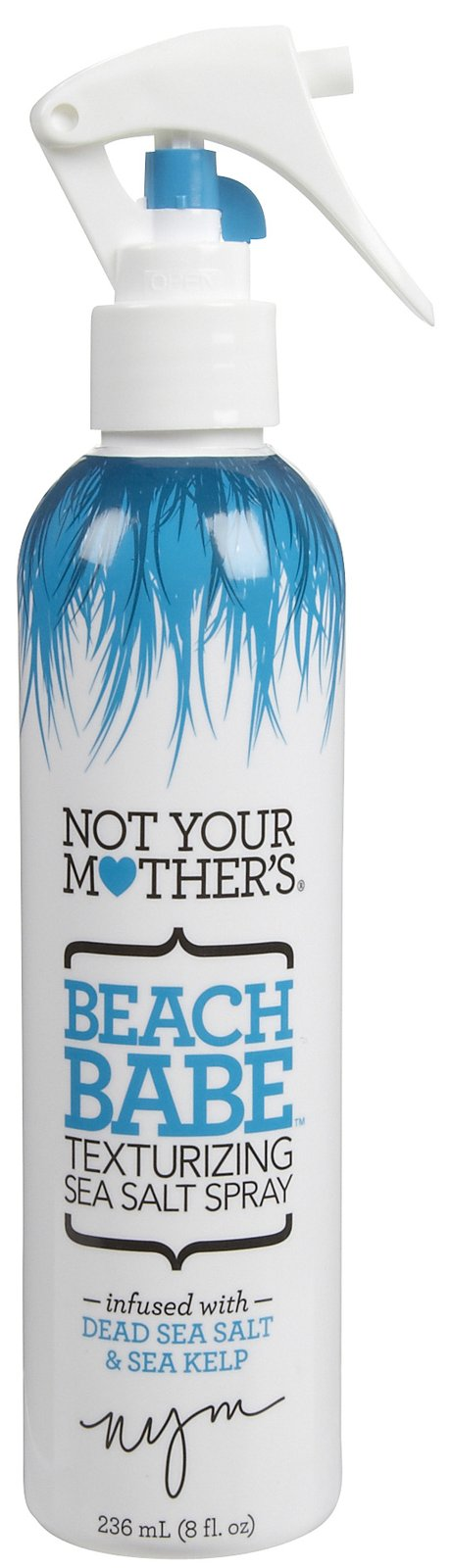 Makes your hair looks like you were at the beach for a week, smells like coconut