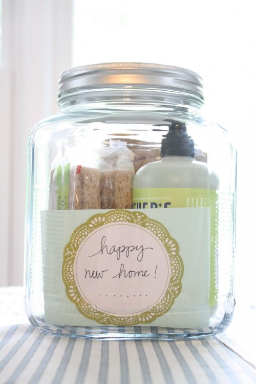 37 Different Gifts In A Jar