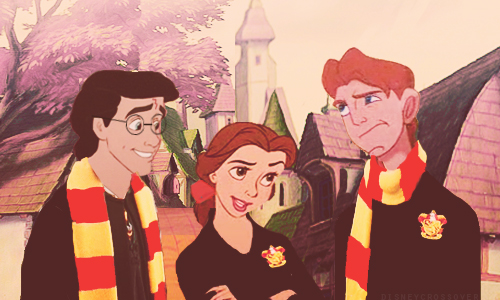 If Harry Potter was a Disney movie…