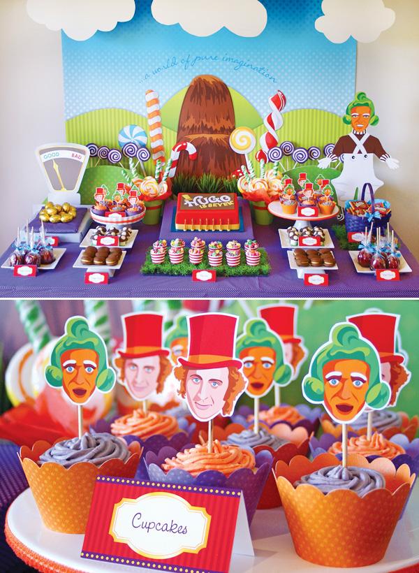 Willy Wonka theme