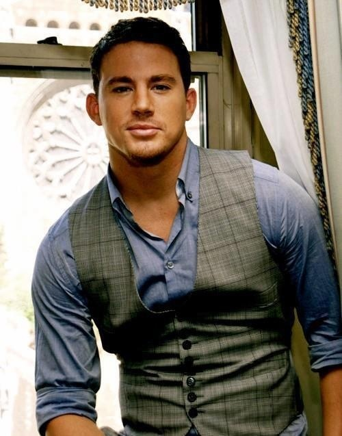Chaning Tatum, Male fashion idol!! Love him so much! Cant wait to see all his mo