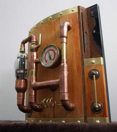 Steampunk PS3