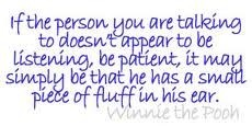 Winnie the Pooh thoughts-and-quotes