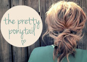 this website has bunches of DIY hairstyles.