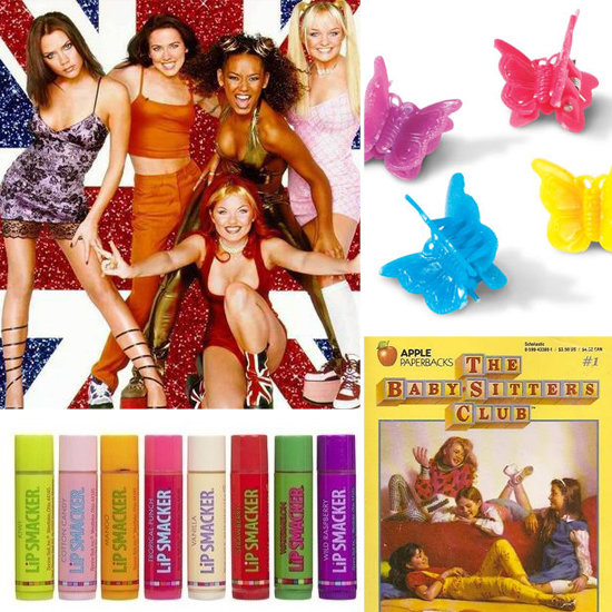 333 Reasons why being a '90s Girl rocked our jellies off!… Such fun to cli