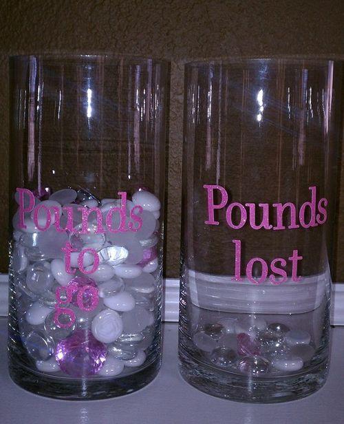 Cute idea for motivation!