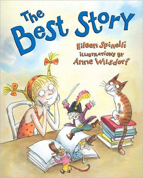 The Best Story- great for personal narrative unit kick off