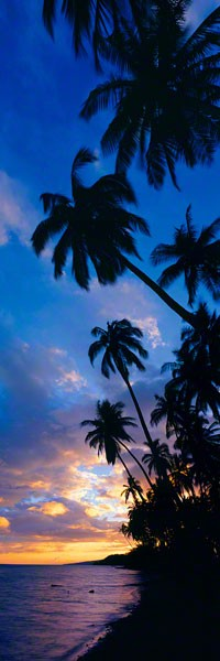 Romantic Skies -Molokai, Hawai'i