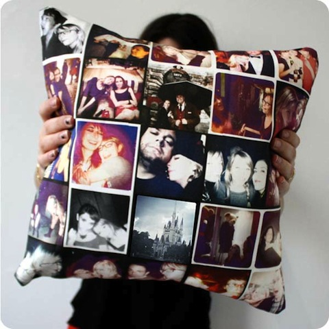 Create your own amazing Instagram pillows… Um YES