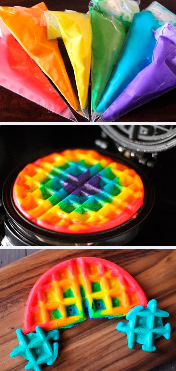 Taste the rainbow.