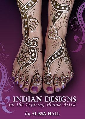 Henna Indian designs