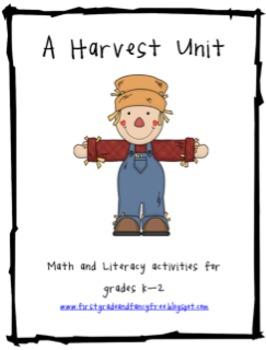 Thanksgiving Harvest Unit