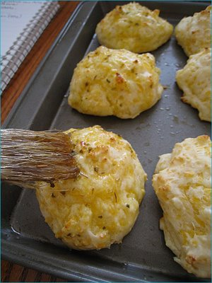 Red Lobster Cheddar Bay Biscuits. This IS the recipe.