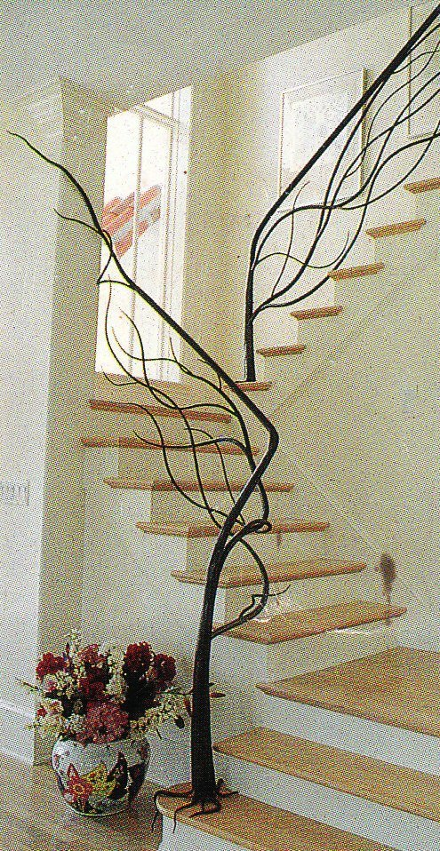 Cool_stair_rails on Christmas Decorating Ideas