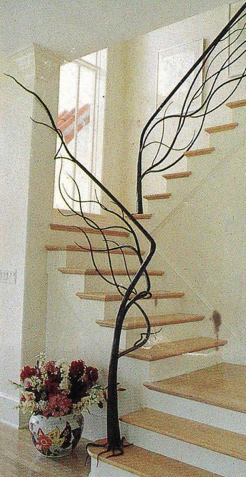 cool stair rails
