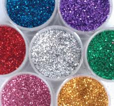 FOR REAL?!? I will have to try this out!     Make Your Own Glitter with salt and