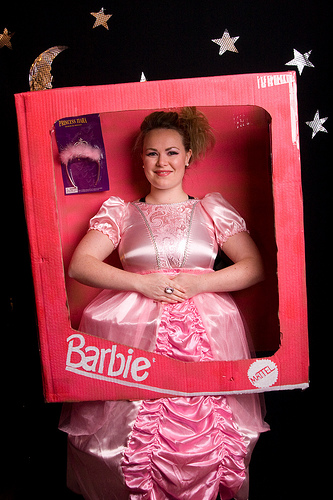 Barbie Halloween costume