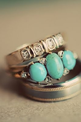 i love anything with turquoise
