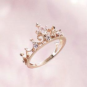 princess crown ring..Want