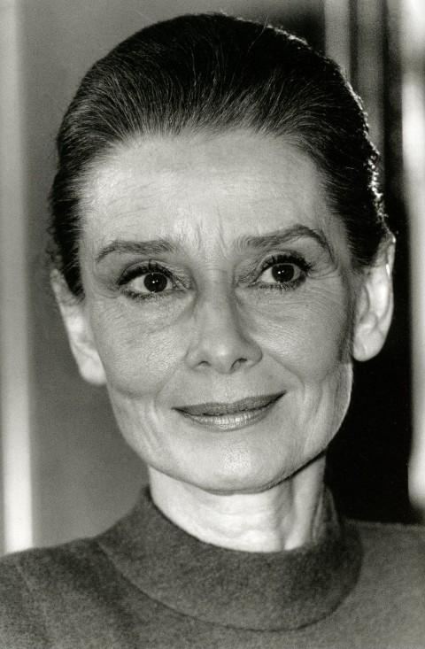 Audrey Hepburn. The art of aging beautifully