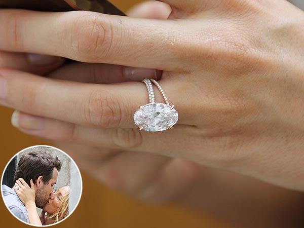 Engagement Ring, Wedding Ring –