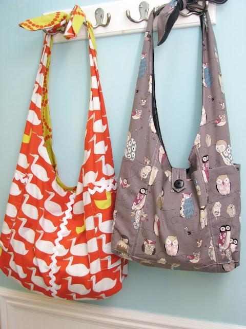 Very cute bag pattern